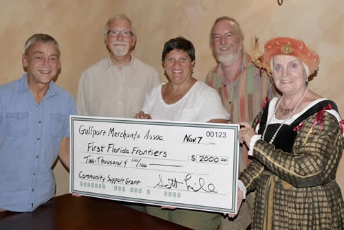 Check Presentation First Florida Frontier
